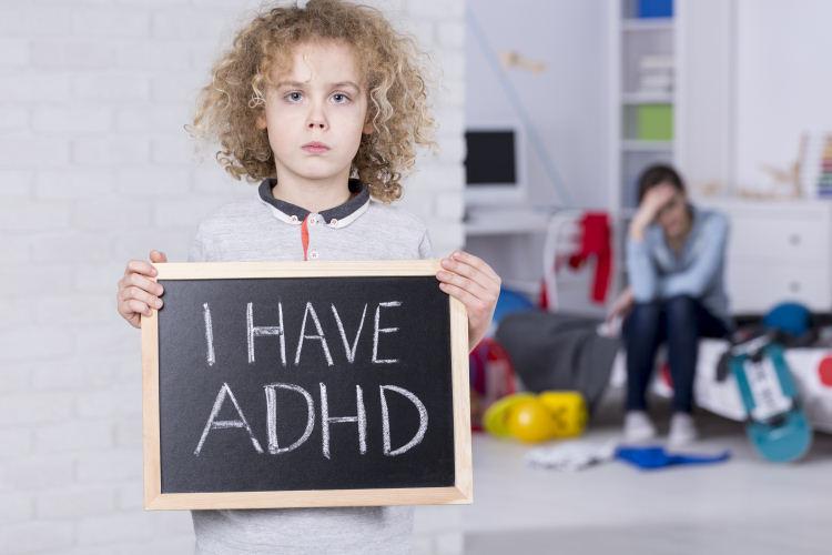 کودک بیش فعال ADHD