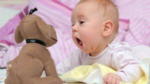 زود حرف زدن کودک